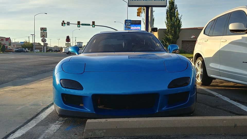 Beautiful RX-7 in Salt Lake City | SLMODD | Spodified