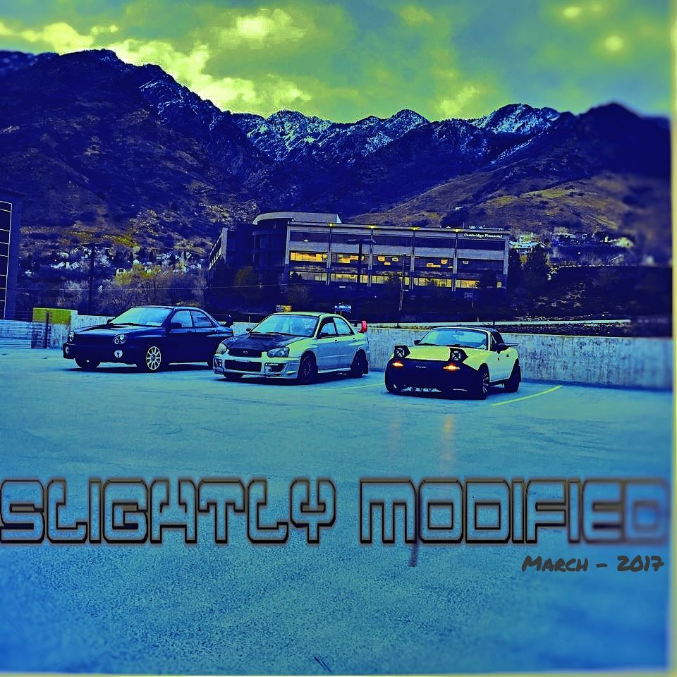 Team Slightly Modified Salt Lake Mountains